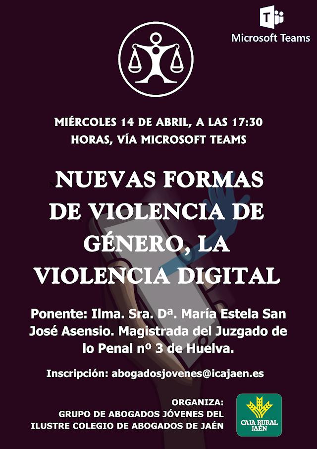 Nuevas formas de violencia de género, la violencia digital