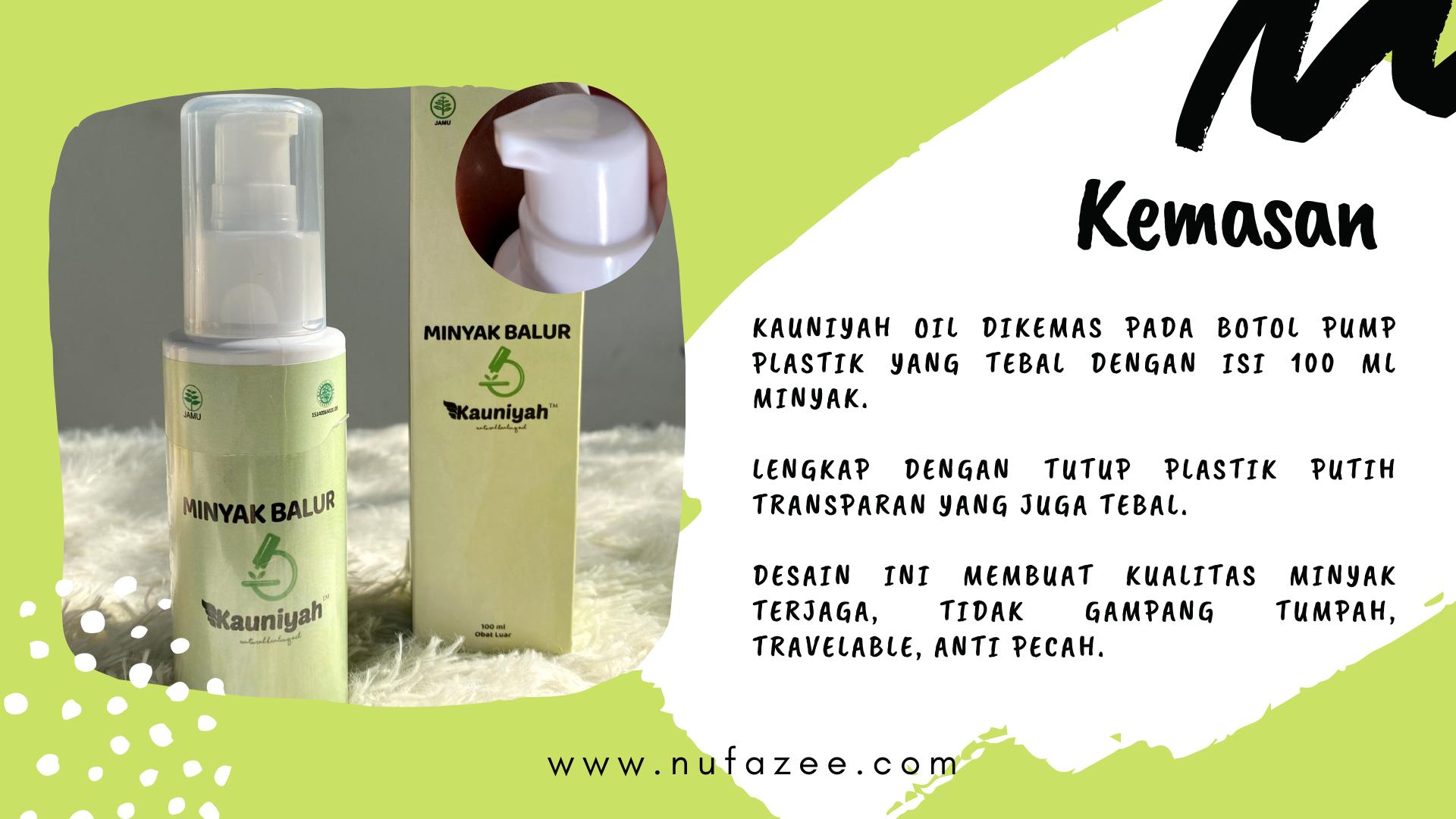 kauniyah oil 2