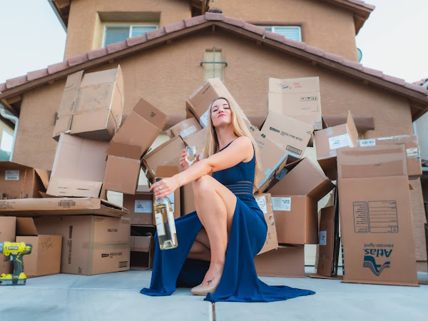 Moving home with zero stress