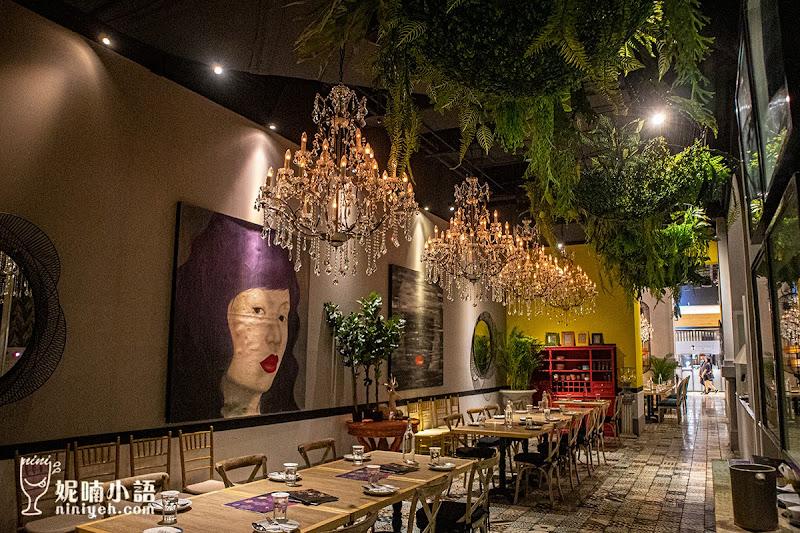 【大直美食】Woo Taiwan 泰國料理。浮誇系最美清邁泰式餐廳