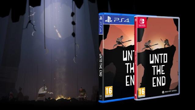 Unto The End (Switch) receberá lançamento físico no segundo semestre de 2021