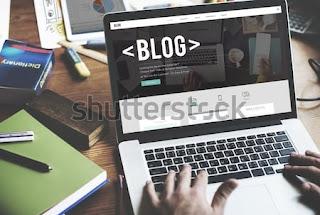 Menu-menu yang ada di Blogerdan Fungsinya