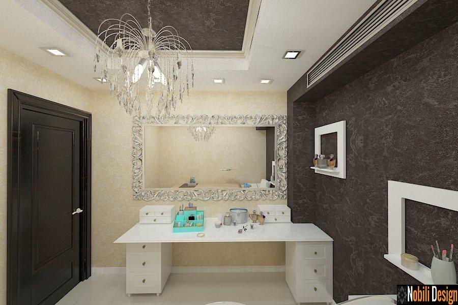 Design interior salon cosmetica - Amenajarea unui salon de infrumusetare / Beauty Salon