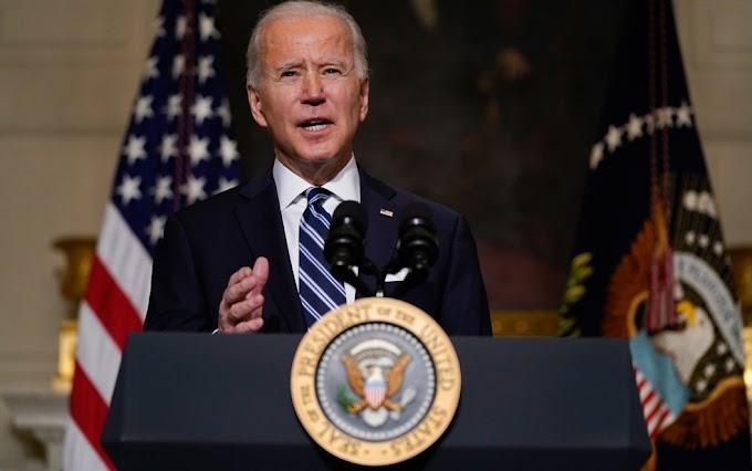 Biden anuncia pacote ambiental com fim de novas perfurações de petróleo e gás em terras federais e de subsídos a combustíveis fósseis
