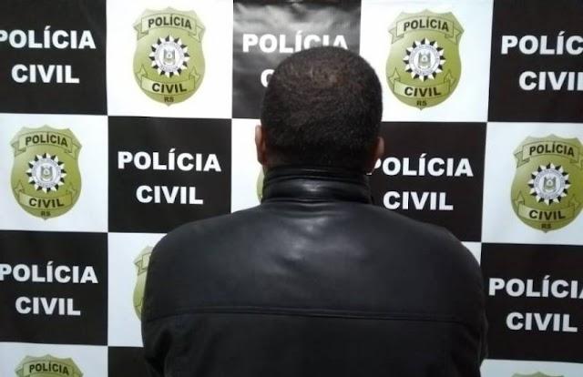 Filho suspeito de maus-tratos e estupro contra a mãe de 86 anos é preso
