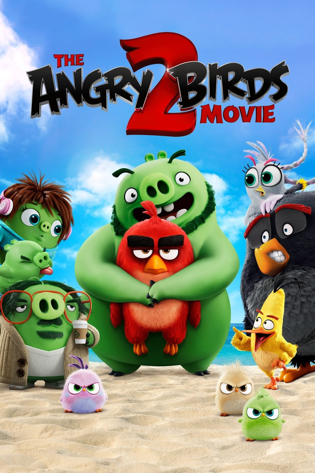 THE ANGRY BIRDS MOVIE 2 (2019) TAMIL DUBBED HD
