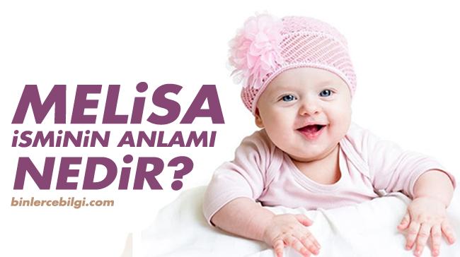 Melisa isminin anlamı nedir? melisa  ne demektir? Melisa ismi kuranda geçiyor mu?