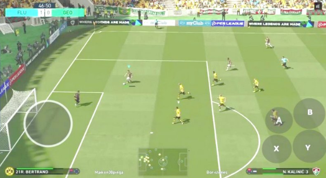 Game Mod ) PES 2018 v2 3 1 mod android - GAME MOD ANDROID