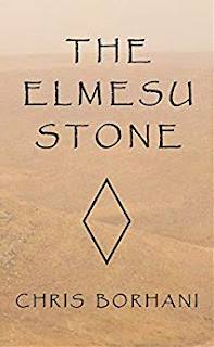 The Elmesu Stone - an archaeological thriller by Chris Borhani - book promotion services