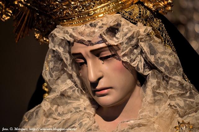 Nuestra Señora de la Soledad. Foto. G. Márquez