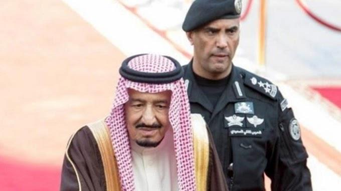 An kashe Babban Mai Gadin Sarkin Saudiyyaq