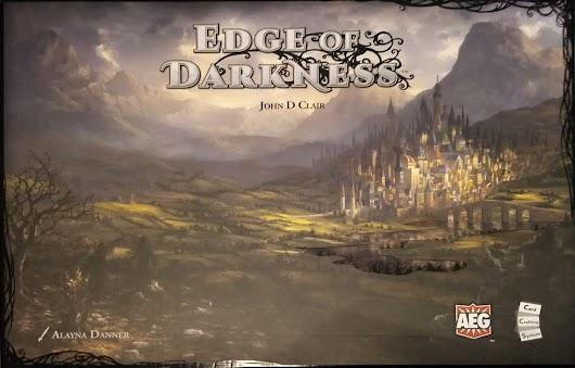 Recenzija na prvi pogled: Edge of Darkness – Kickstarter Guildmaster izdanje