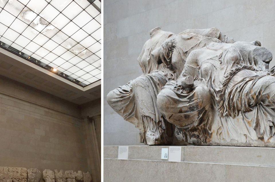 Σε κίνδυνο τα γλυπτά του Παρθενώνα στο Βρετανικό Μουσείο