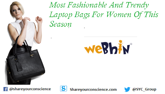 Most Fashionable And Trendy Laptop Bags For Women Of This Season
