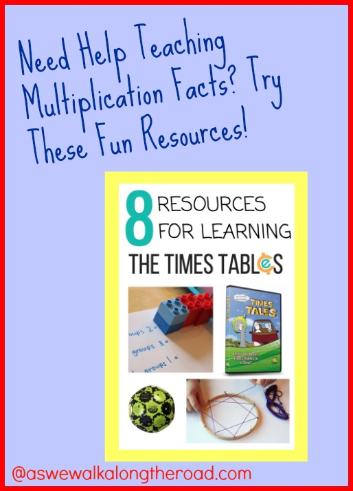 Methods to practice times tables for kids' math