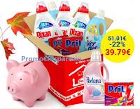 Logo Casa Henkel Kit Assortimento pronti per te: scontati fino al 33%
