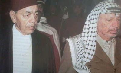 الزعيم الحسن الثاني أذهل وتحدى العالم من اجل فلسطين و تحرير الصحراء المغربية
