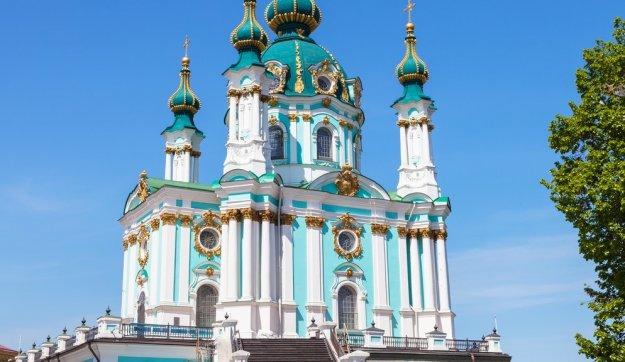 Η Ουκρανία παραχώρησε στο Οικουμενικό Πατριαρχείο τον εμβληματικό ναό του Αγ. Ανδρέα