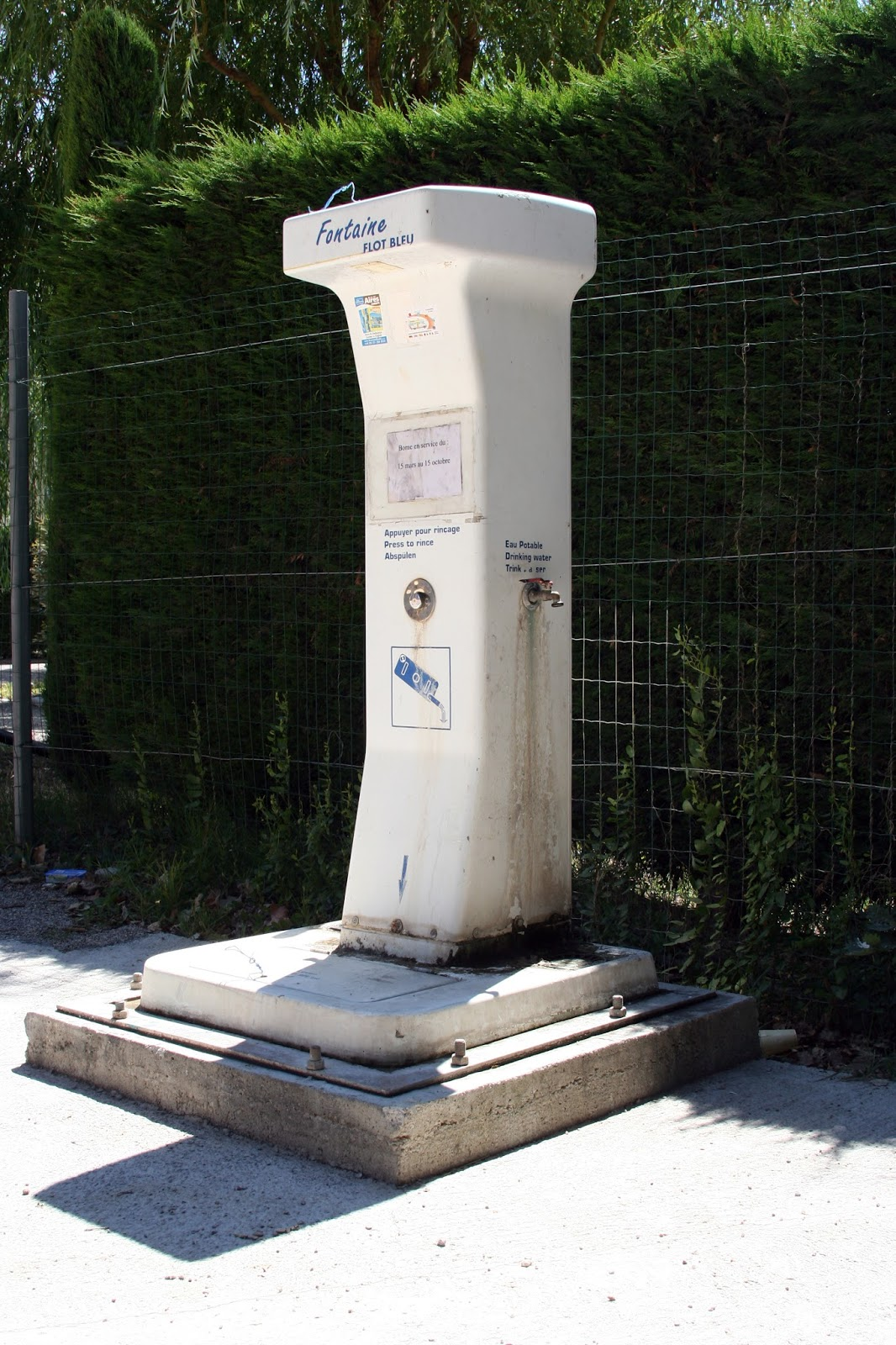 Das Bordbuch Blog: So einfach bleibt Trinkwasser haltbar
