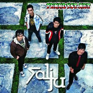 Salju - Ku Katakan Aku Cinta (2008) Album cover