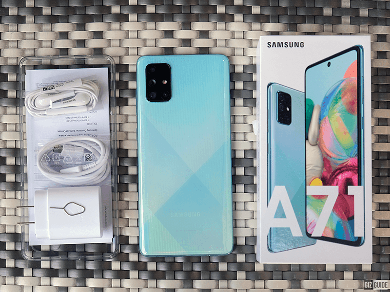 Samsung Galaxy A71 now available in PH stores!