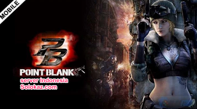 Point Blank Mobile Apk + Data