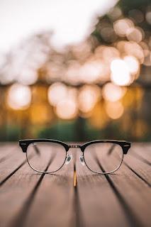 Glasses Outside