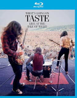 What's Going On: Taste – Live at the Isle of Wight 1970 [BD25]