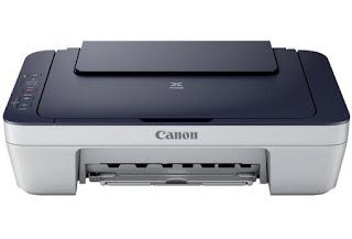 Cara Mengisi Tinta Printer Canon e400