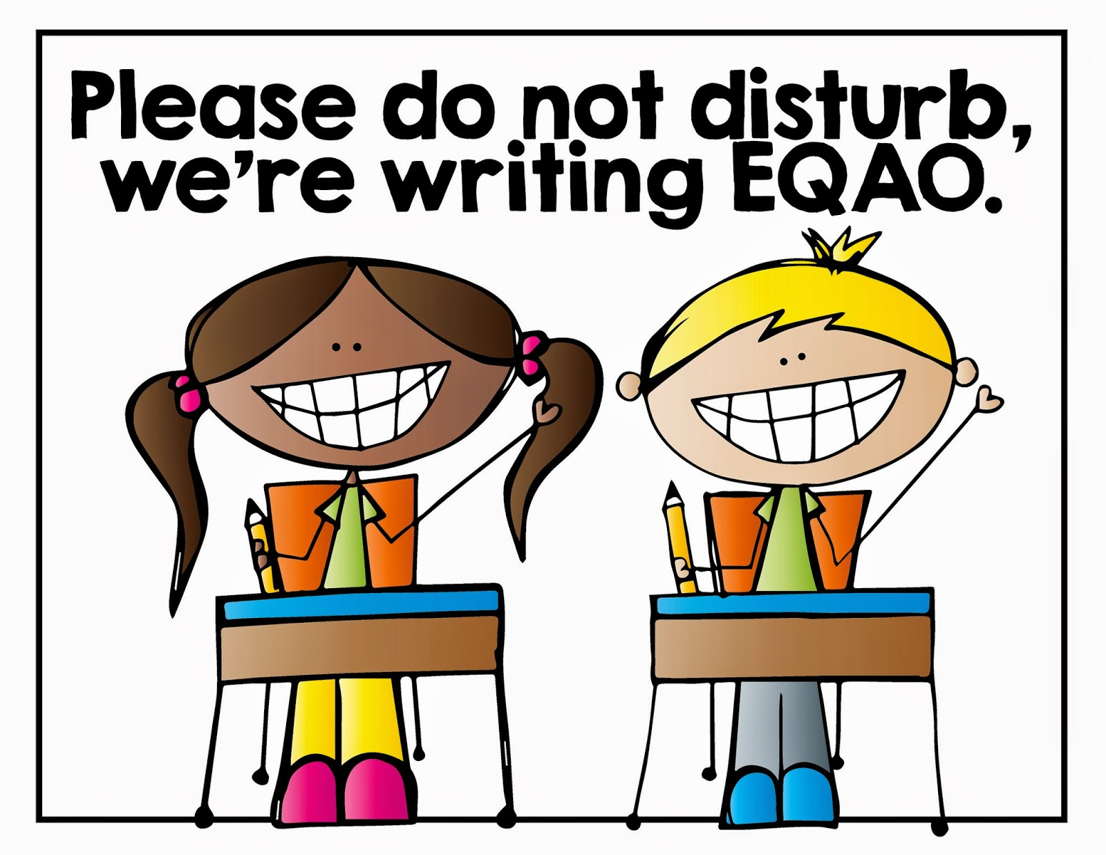 Image result for clipart eqao
