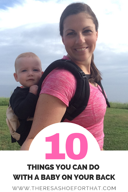 10 things you can do with a baby on your back