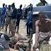 Nigerian soldiers capture Boko haram logistics suppliers in Borno