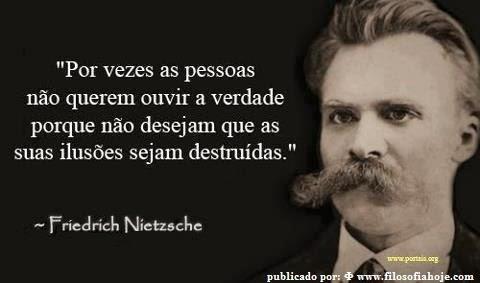 Pajeú On Line Pensamentos E Pensadores Friedrich Nietzsche