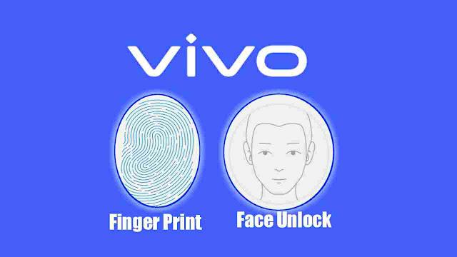 Cara Mengaktifkan Sidik Jari dan Kunci Wajah di HP Vivo Semua Tipe