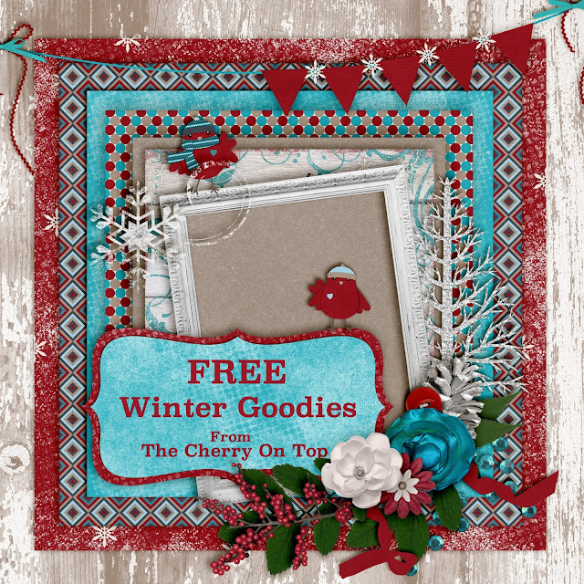 Free Winter Kit from The Cherry On Top