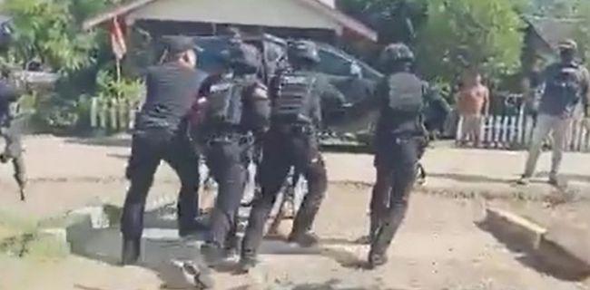 Kata Polda Kalteng, Effendi Buhing Ditangkap Gara-gara Nyolong Gergaji Mesin