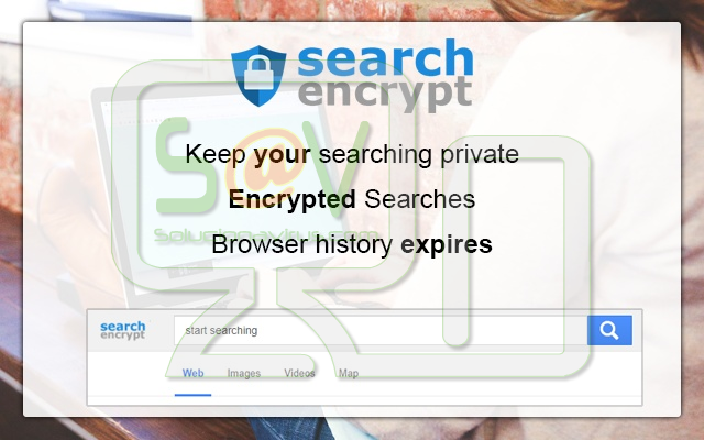 Search Encrypt (Extensión Hijacker)