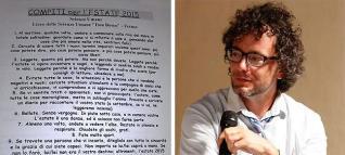 Los extraños deberes de verano de un profesor italiano a sus alumnos