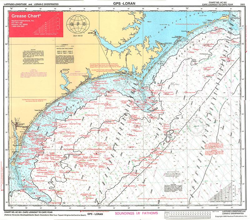 SCUTTLEBUTT - Nautical Books and Bounty: Charts & Chart Books