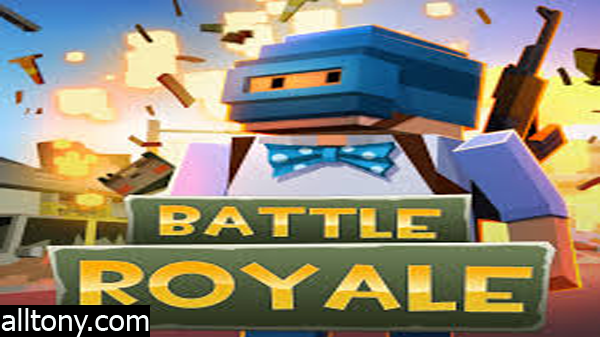 تحميل لعبة Grand Battle Royale: Pixel FPS‏ للأيفون والأندرويد