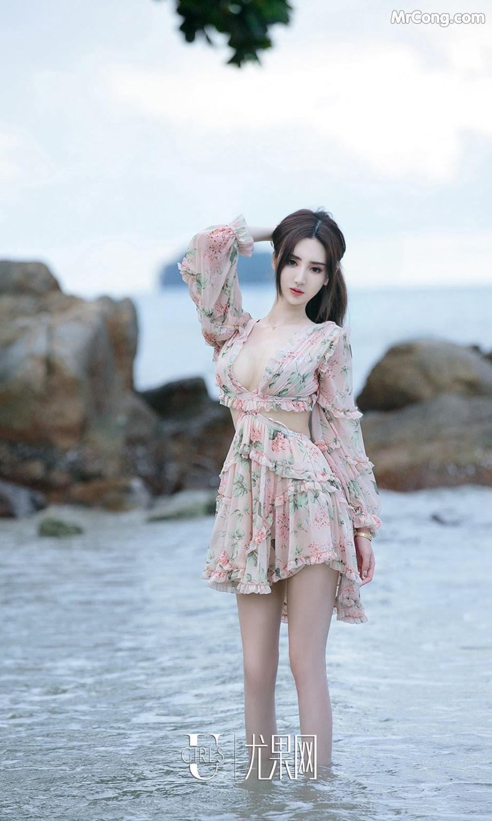 Image UGIRLS-Ai-You-Wu-App-No.1130-Yu-Sai-Qi-MrCong.com-007 in post UGIRLS – Ai You Wu App No.1130: Người mẫu Yu Sai Qi (于思琪) (35 ảnh)