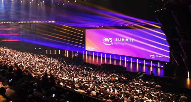 AWS Global Summit  Summit 2021 -June 2021 - MEA - How to Register