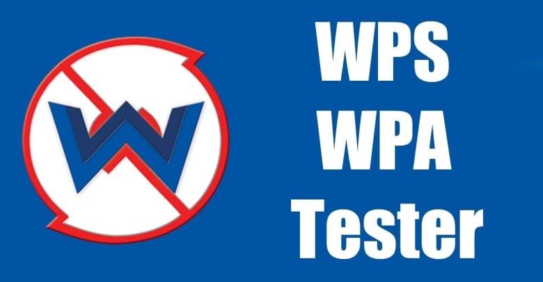 تحميل برنامج Wps Wpa Tester Premium لفتح الواي فاي اخر تحديث