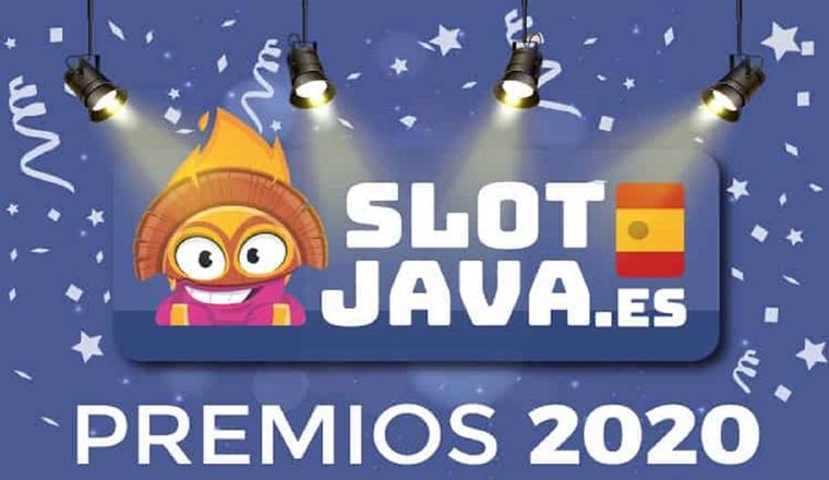 Estreno de los Premios SlotJava 2020 #infographic