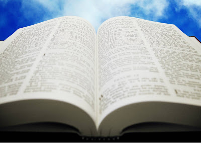 Do you ever question the Bible?  Thoughts at DTTB.