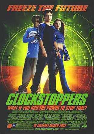 Clockstoppers 2002 HDRip 720p Dual Audio In Hindi English
