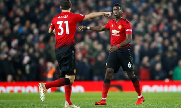"""""""Pogba Is Very Important For Man United,"""" Says Matic"""