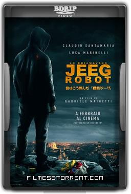 Meu Nome é Jeeg Robot Torrent