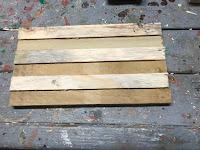5 X 10 wood board