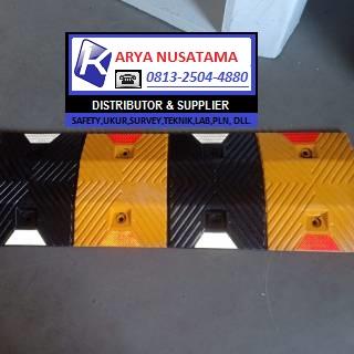 Jual Speed Bump Karet Uk 1 meter di Bandung